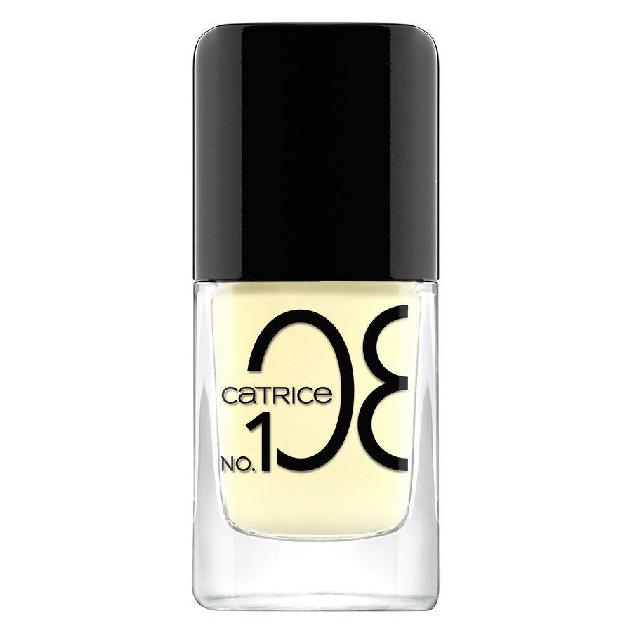 Catrice Iconails Gel Lacquer 10,5 ml – Pastel Lemon 108