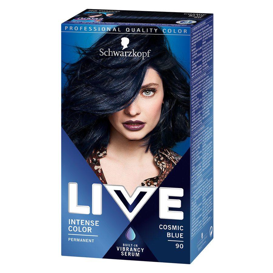 Schwarzkopf Live XXL – 90 Cosmic Blue