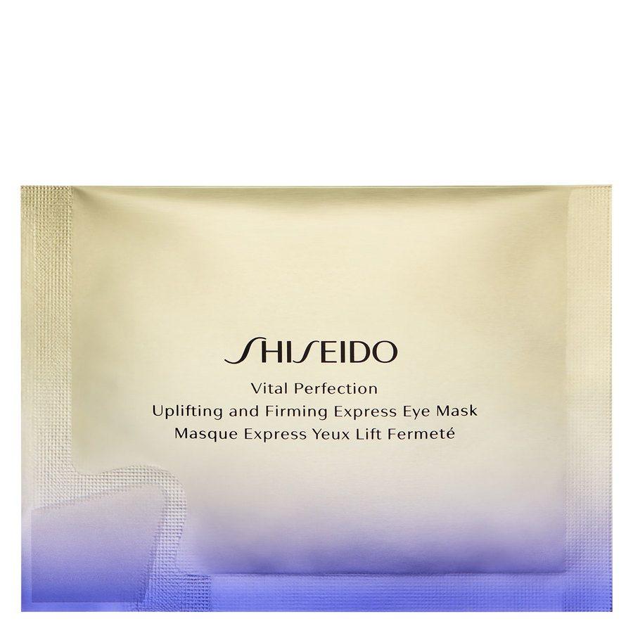 Shiseido Vital Perfection Uplifting And Firming Express Eye Mask 12 kpl