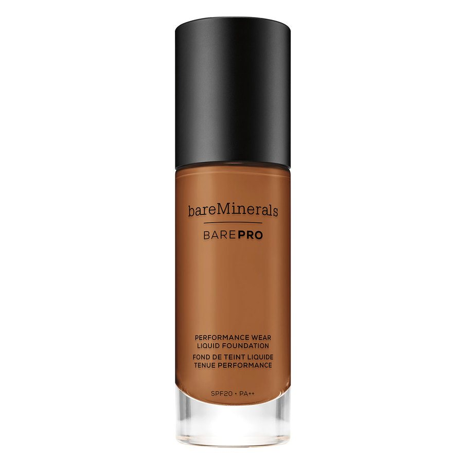 bareMinerals barePro Performance Wear Liquid Foundation SPF20 30 ml ─ #24.05 Mapel