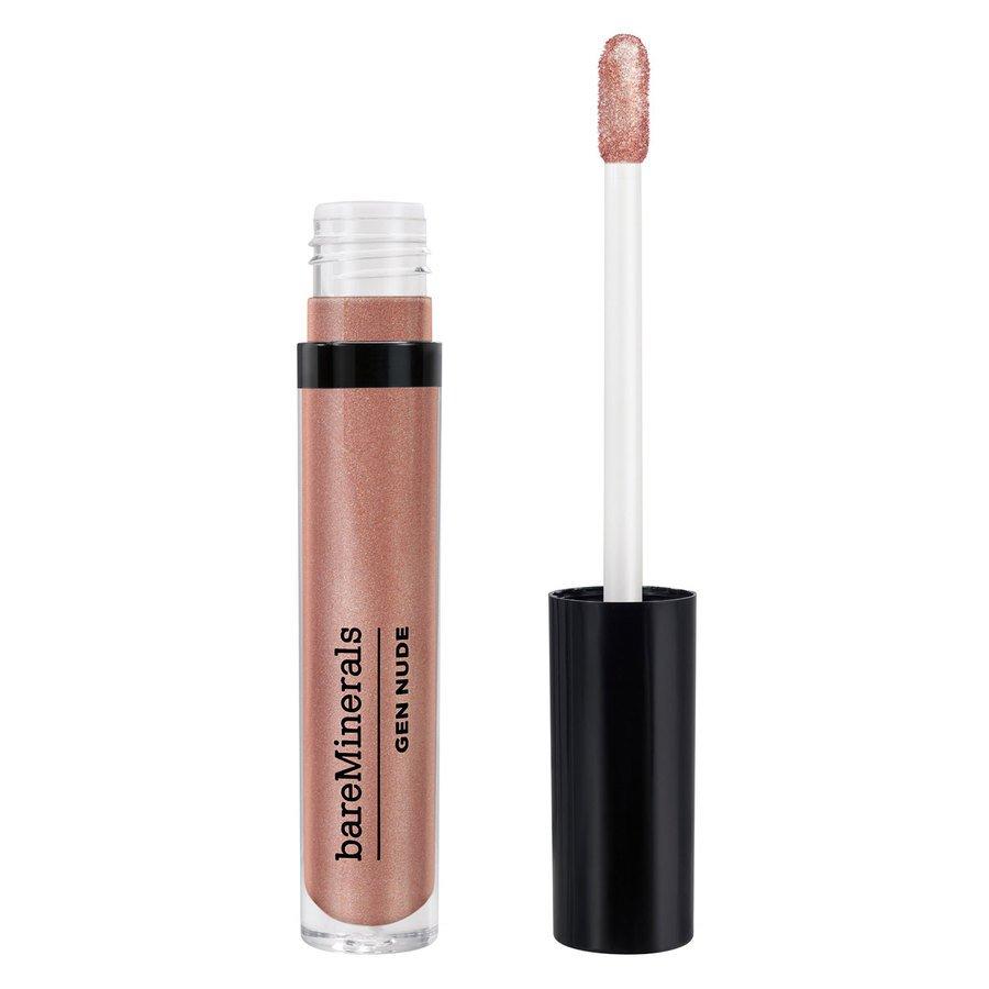 BareMinerals Gen Nude Metallic Patent Lip Lacquer 3,7 ml - Blush Sapphire