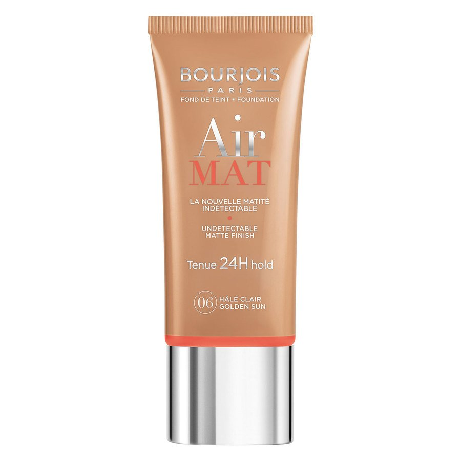 Bourjois Air Mat Foundation 30 ml ─ 06 Golden Sun